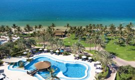 JA Jebel Ali pool and beach